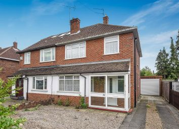 Thumbnail 3 bed semi-detached house for sale in Bridge Road, Chertsey