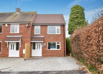 Thumbnail 3 bed end terrace house for sale in Courtiers Green, Clifton Hampden, Abingdon