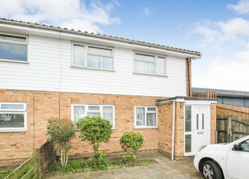 Thumbnail 2 bed flat for sale in Longview Villas, Collier Row Road, Romford