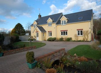Thumbnail 5 bed detached house for sale in Manorbier Newton, Tenby