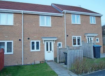 Thumbnail 2 bed terraced house to rent in Hilltop View, Langley Park, Durham