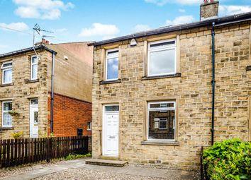 Thumbnail 3 bedroom end terrace house for sale in Frederick Street, Crosland Moor, Huddersfield