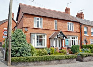 Thumbnail 4 bed end terrace house for sale in Wrexham Road, Whitchurch