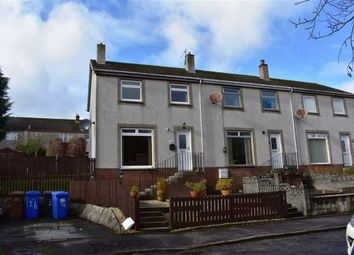 Thumbnail 2 bed end terrace house for sale in 26, Hillview, Skelmorlie, Ayrshire