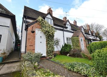 Thumbnail 1 bed cottage for sale in Church Lane, Cubbington, Leamington Spa