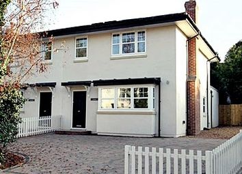 Thumbnail 3 bed semi-detached house to rent in Lower Road, Cookham, Maidenhead