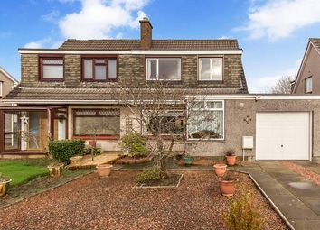Thumbnail 3 bedroom semi-detached house for sale in 15 Lawers Place, Grangemouth