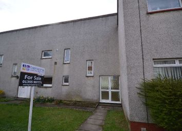 Thumbnail 3 bed terraced house for sale in Ash Place, East Kilbride, South Lanarkshire
