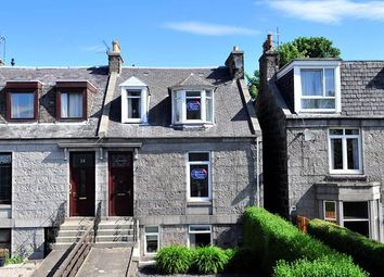 Thumbnail 3 bed flat to rent in Roslin Terrace, Aberdeen AB245Lj