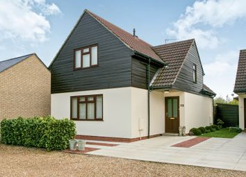 Thumbnail 3 bed detached house for sale in High Street, Ramsey, Huntingdon