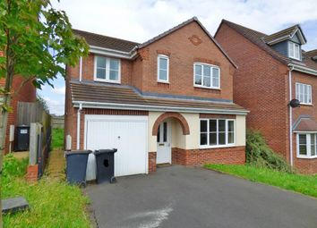 Thumbnail 4 bedroom detached house to rent in Gadwall Croft, Newcastle-Under-Lyme