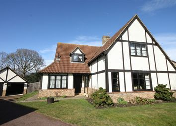 Thumbnail 4 bed detached house for sale in Hazelwood Close, Little Common, Bexhill On Sea