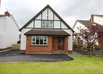 Thumbnail 3 bed detached house for sale in Tudor Gardens, Carrickfergus