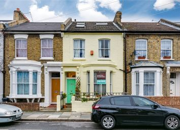 Thumbnail 4 bedroom terraced house for sale in Broughton Road, London