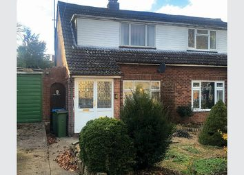 Thumbnail 3 bed semi-detached house for sale in 4 Lodge Close, Padbury, Buckinghamshire