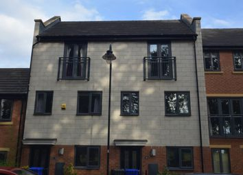 Thumbnail 3 bed town house for sale in Ridgway Road, Stoke-On-Trent, Staffordshire