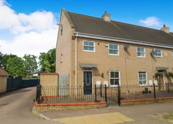 Thumbnail 4 bed end terrace house for sale in Little End Cottages, Warboys, Huntingdon
