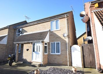 Thumbnail 2 bed end terrace house for sale in Ferndale Close, Clacton-On-Sea