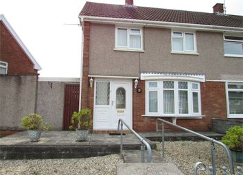 Thumbnail 2 bed semi-detached house for sale in Darren Road, Briton Ferry, West Glamorgan