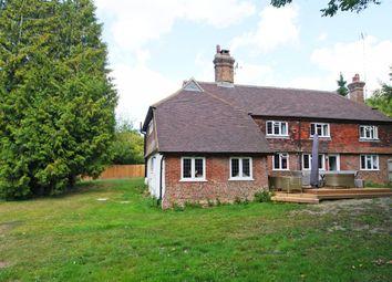 Thumbnail 4 bed detached house to rent in Robin Hood Lane, Warnham, Horsham