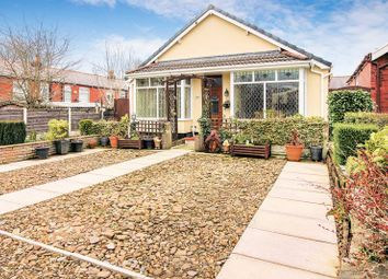 Thumbnail 3 bed detached bungalow for sale in Wentworth Avenue, Walshaw. Reduced Price, Detached Bungalow, Three Bedrooms