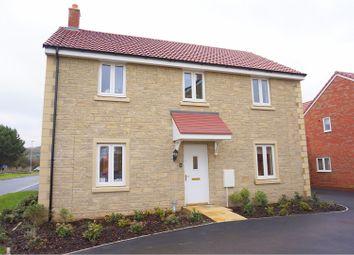 Thumbnail 4 bed detached house for sale in Lopes Close, Melksham