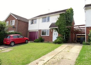 Thumbnail 4 bed detached house for sale in Quinton Road, Needham Market, Ipswich