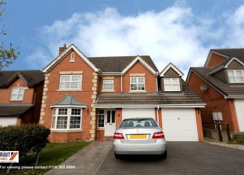 Thumbnail 5 bed detached house for sale in Allerton Drive, Leicester