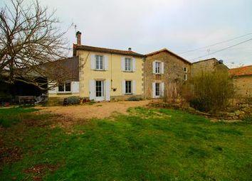 Thumbnail 5 bed property for sale in Chef-Boutonne, Deux-Sèvres, France