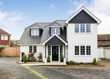 Thumbnail 3 bed detached house for sale in Joy Lane, Seasalter, Whitstable