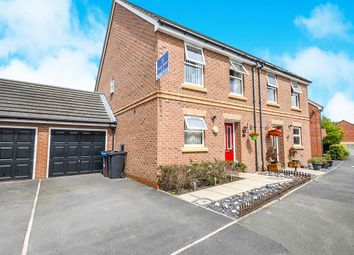 Thumbnail 3 bed semi-detached house for sale in Woodland Road, Huyton, Liverpool