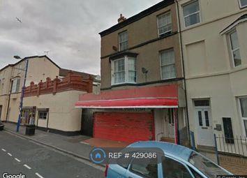 Thumbnail Studio to rent in Water Street, Rhyl