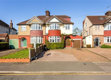 Thumbnail 4 bed semi-detached house for sale in Potter Street, Northwood, Middlesex