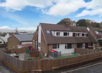 Thumbnail 3 bedroom semi-detached house for sale in Well Close, Rawdon, Leeds