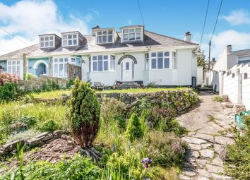 4 bed semi-detached bungalow for sale in Amacre Drive, Plymstock, Plymouth PL9