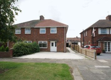 Thumbnail 3 bed semi-detached house to rent in Asterley Drive, Middlesbrough