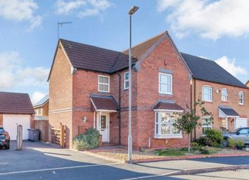 Thumbnail 3 bed detached house for sale in Willowfield Drive, Trentham, Stoke-On-Trent