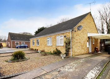 2 bed semi-detached bungalow for sale in Shepheard Close, North Walsham NR28