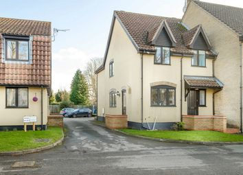 Thumbnail 3 bedroom maisonette for sale in Ware Lane, Wyton, Huntingdon