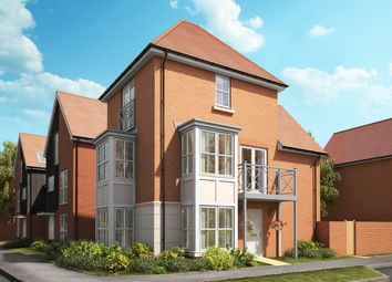 Thumbnail 3 bed detached house for sale in Village Road, Peters Village, Wouldham, Kent