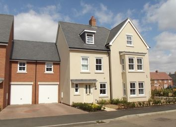 Thumbnail 4 bed property to rent in Walker Mead, Biggleswade