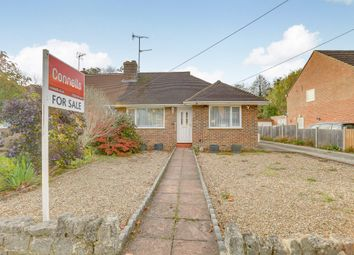 Thumbnail 2 bed semi-detached bungalow for sale in St Marys Drive, Poundhill, Crawley