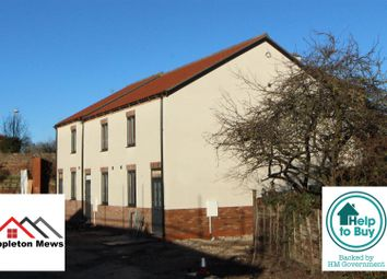 Thumbnail 2 bed property for sale in Appleton Mews Development, Riverhead, Driffield