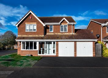 Thumbnail 4 bed detached house for sale in Trinity Drive, Tamworth