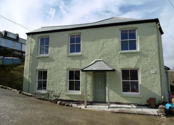 Thumbnail 3 bed semi-detached house to rent in Beech Terrace, Looe