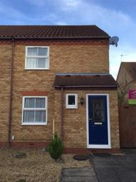 Thumbnail 2 bedroom semi-detached house to rent in Landcliffe Close, St. Ives, Huntingdon
