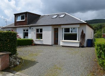 Thumbnail 3 bed semi-detached house for sale in Bencorrum Brae, Kirn, Dunoon