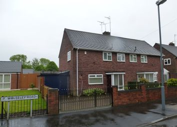 Thumbnail 3 bedroom end terrace house for sale in Wolseley Road, West Bromwich