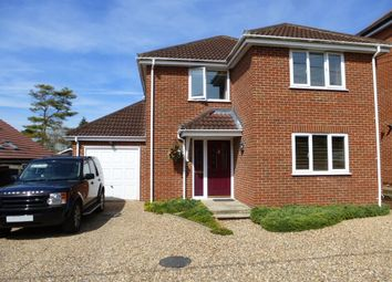 Thumbnail 4 bed detached house for sale in Papist Way, Cholsey, Wallingford