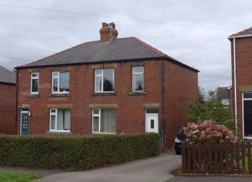 Thumbnail 3 bed semi-detached house for sale in Saville Street, Emley, Huddersfield, West Yorkshire